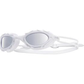 TYR Nest Pro Gogle lustrzane, white